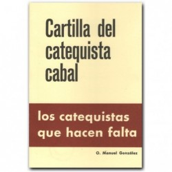Cartilla del catequista cabal