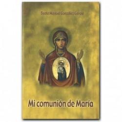 Mi comunion de Maria